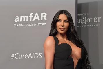 Kim Kardashian Sued For $100 Million Over Kimoji App