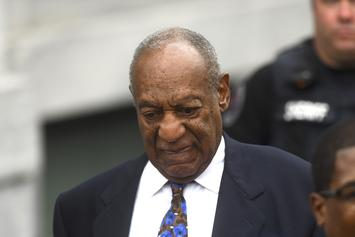 "Bill Cosby's Having An ""Amazing Experience"" In Prison, Spokesperson Says"