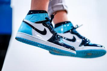 """Air Jordan 1 """"Blue Chill"""" Releasing Today: Purchase Links"""