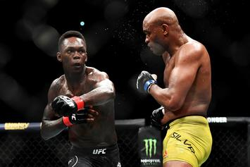 Israel Adesanya Wants Robert Whittaker Stripped Of The Middleweight Title