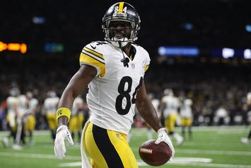 Steelers Owner Art Rooney II Intends To Repair Antonio Brown Relationship