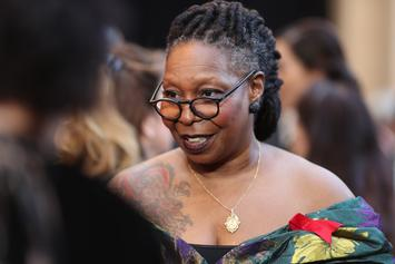 Whoopi Goldberg On Fashion & Not Being Seen As Sexy In Hollywood