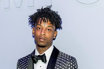 21 Savage's Mugshot For Felony Theft In Concert Case Surfaces