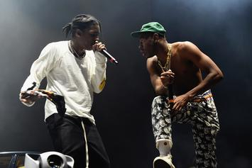 A$AP Rocky Speaks On Tyler The Creator Not Wanting To Do Joint Album
