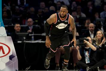 LeBron James' Health Might Be A Concern For The Lakers: Report