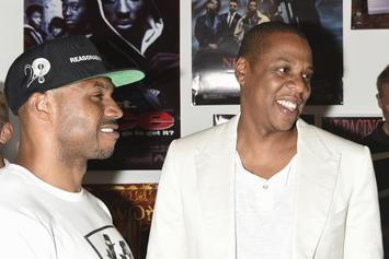 "Roc-A-Fella Co-Founder Kareem ""Biggs"" Burke Is Back In The Game"