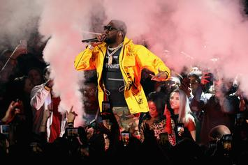 "Meek Mill Brings Out Rick Ross, Tory Lanez & More For Miami's ""Motivation"" Tour Stop"