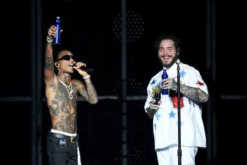 "Post Malone & Swae Lee's ""Sunflower"" Was ""Spider-Man's"" Second Choice"