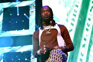 """Offset Shares """"Father Of 4"""" Tracklist & Cover Art"""