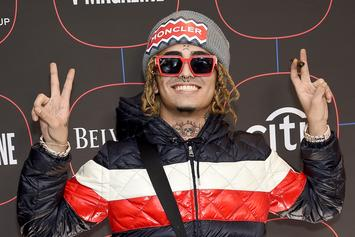 """Lil Pump Threatens To Sue """"Racist"""" Cop Following Airport Arrest"""
