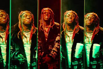 """Lil Wayne Joins Lil Pump In His New Video For """"Be Like Me"""""""
