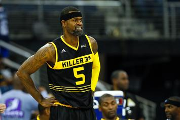 "Stephen Jackson Says Some NBA Players Lack ""Love For The Game"""