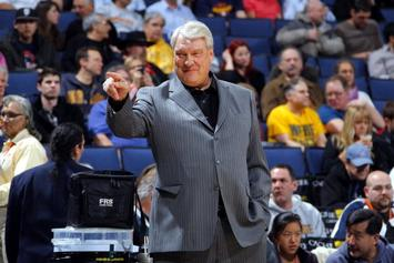 """Don Nelson On Life After The NBA: """"I've Been Smoking Some Pot"""""""