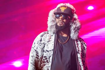 R. Kelly's Mugshot Revealed, Arraignment Scheduled In Sexual Abuse Case