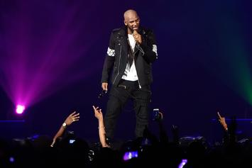 R. Kelly's Latest Alleged Sex Tape Is More Graphic Than The Others: Report