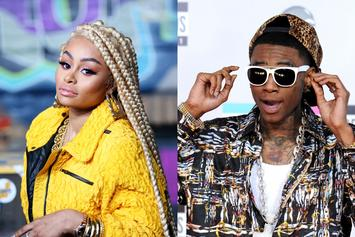 Soulja Boy Flaunts His New Blac Chyna Tattoo
