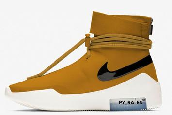 Nike Air Fear Of God SA Coming In Wheat Colorway: Report
