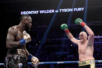 Deontay Wilder Blasts Tyson Fury After Rematch Falls Apart
