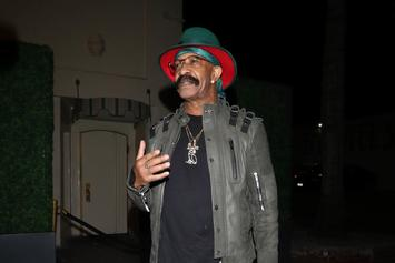 "Drake's Dad Defends His ""Friends"" R. Kelly & Jussie Smollett"