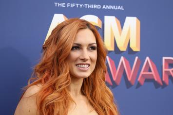 Becky Lynch Monday Night Raw Mugshot Photos Turned Into T-Shirt