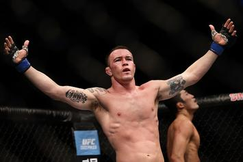 UFC's Colby Covington Confronts Dana White At Casino Over UFC 235 Dispute