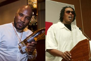 Master P & Jeezy Announce Joint Album Is In The Works