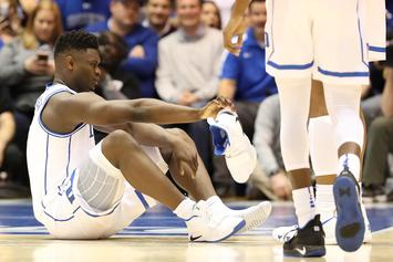"Sketchers' ""Just Blew It"" Ad Roasts Nike Over Zion Williamson Injury"