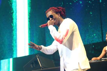 "Sauce Walka Threatens Young Thug: ""No Man In A Dress Can Fade Me"""