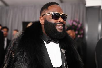 "Rick Ross Announces New Memoir ""Hurricanes"""