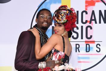 """Cardi B & Offset Dancing To """"Clout"""" In A Hot Tub In Cabo Is A Whole Mood"""