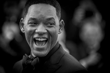 """Will Smith Braves Shark-Infested Waters In New """"Bucket List"""""""