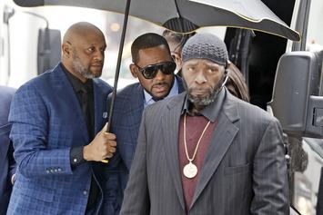 R. Kelly Returns To Court To Fight $161K Child Support Case