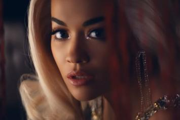 "Rita Ora Plays Multiple Roles In Her Video For ""Only Want You"" Ft. 6LACK"