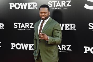 """50 Cent Announces His Directorial Debut On """"Power"""""""