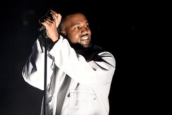 Kanye West Sued By EMI After Trying To Get Out Of His Deal