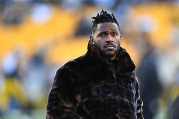 Steelers-Bills Antonio Brown Trade Is Dead: Report