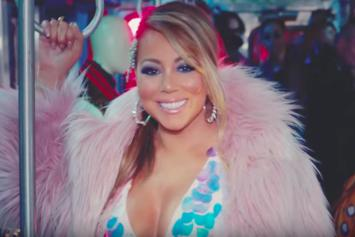 "Mariah Carey Hosts A Dance Party On A Subway In ""A No No"" Visuals"