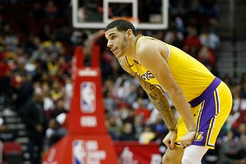 Lakers' Lonzo Ball Likely To Miss Remainder Of The Season