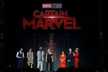 """""""Captain Marvel"""" Has Already Pulled In $160 Million Opening Weekend"""