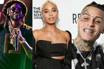 2 Chainz, Solange & Lil Skies Debut In Top 10 of Billboard 200