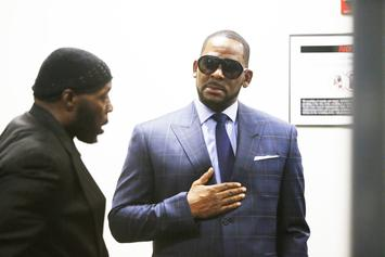 """R. Kelly Reportedly Stopped Paying Child Support In Response To Ex-Wife """"Brainwashing"""" Kids"""