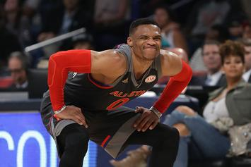 Russell Westbrook Heckler Shares His Side Of The Story: Video