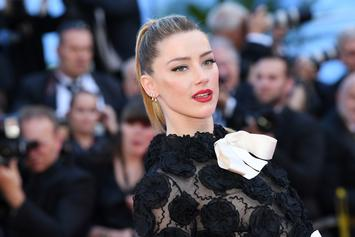 """Amber Heard Says Her Parents Didn't Know """"How To Process"""" Her Bi-Sexuality"""
