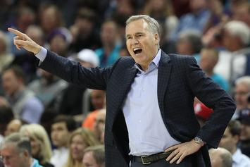 Mike D'Antoni Sends Playful Shots After Warriors Loss To The Suns