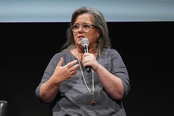 """Rosie O'Donnell Reveals Her Father Molested Her At A """"Very Young"""" Age"""
