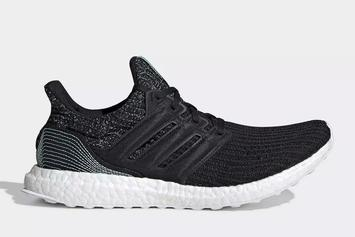 Adidas Drops Brand New Colorway Of The Parley UltraBoost