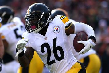 Le'Veon Bell Throws Massive Album Release Party To Celebrate Jets Signing