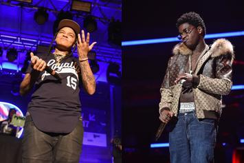 "Young M.A. Feels Disrespected By Kodak Black's Flirtations: ""Y'all N----s Alright?"""