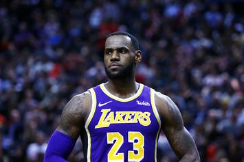 """Walt """"Clyde"""" Frazier Rips LeBron James For Sitting At End Of Bench Again"""