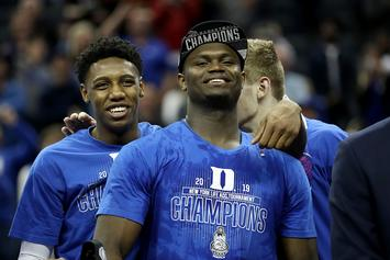 Duke Blue Devils Biggest Favorites Since Undefeated Kentucky In 2014-15